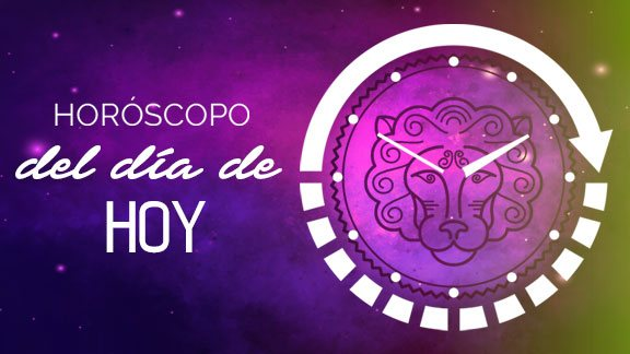 Horóscopo Leo hoy- leohoroscopo.com
