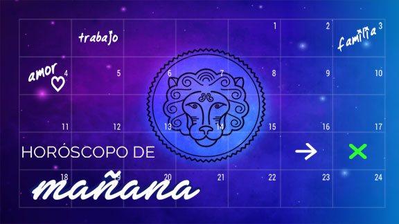 Horóscopo Leo manana- leohoroscopo.com