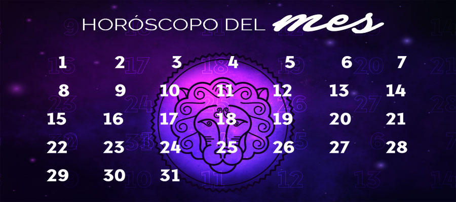 Horóscopo Leo Mensual – Horóscopo del mes Leo